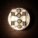 zelf coils maken quad micro coil build