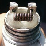 zelf coils maken single clapton coil build