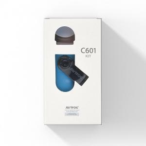 Justfog C601 Blauw