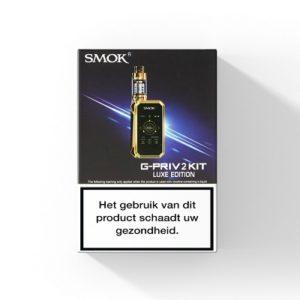 Smok GPriv2 + TFV12 Luxe edition