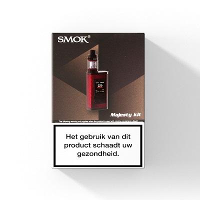 Smok Majesty Carbon Fiber starterset